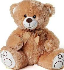 teddy bear brown medium