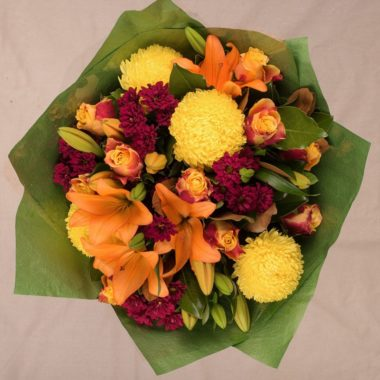 LARGE AUTUMN BOUQUET