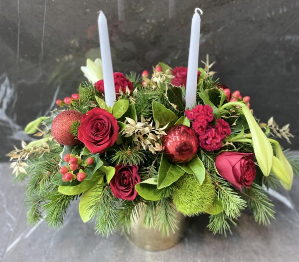 Christmas Flower Delivery